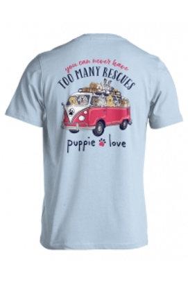 PUPPIE LOVE - RESCUE BUS