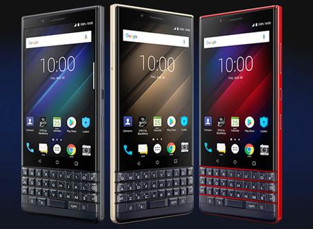 Adiós, BlackBerry, el fabricante de teléfonos zombie