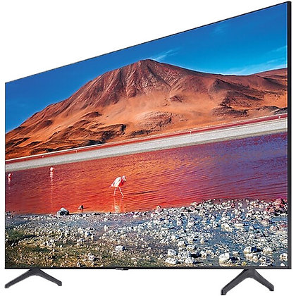 "Samsung 75"" Class HDR 4K UHD Smart Multinorma LED TV"