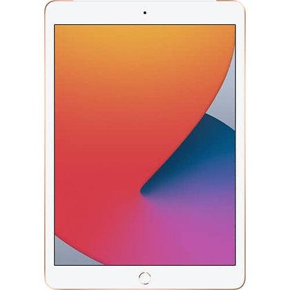 "Apple 10.2"" iPad (8th Gen, Late 2020, Wi-Fi + 4G LTE)"