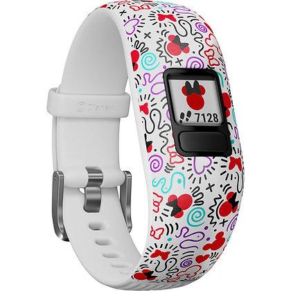 Garmin vívofit jr. 2 Activity Tracker (Adjustable Minnie Mouse Band)