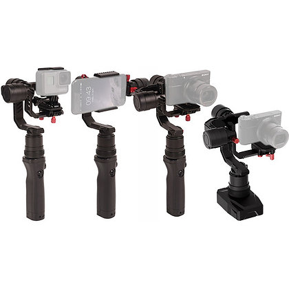 CAME-TV 4-In-1 Gimbal With Detachable Head