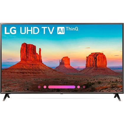 "LG 86"" Class HDR UHD Smart IPS LED TV"