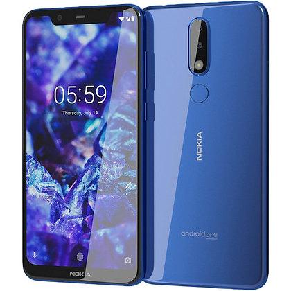 Nokia 5.1 Plus 32GB Smartphone (Desbloqueado de Fábrica)