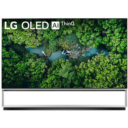 "LG SIGNATURE Gallery 77"" Class HDR 8K UHD Smart OLED TV"