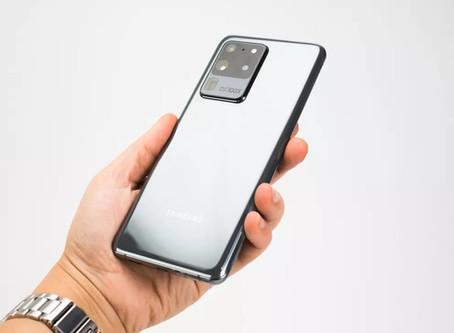 Samsung Galaxy S20 Ultra tiene la mejor pantalla jamás vista en un teléfono