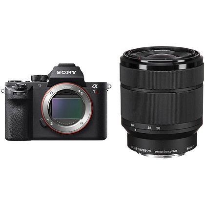 Sony Alpha a7R II Mirrorless Digital Camera with 28-70mm Lens