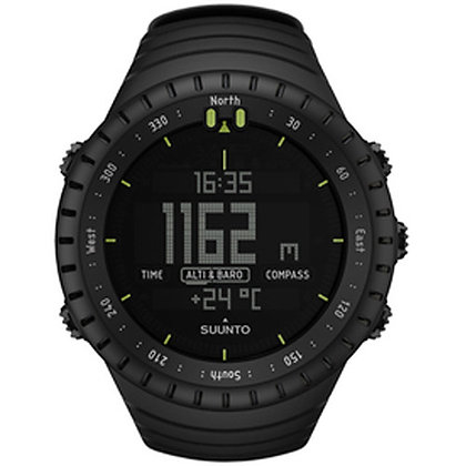 SUUNTO Core Classic Outdoor Watch (Black)