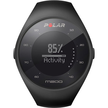 Polar M200 Running Watch (Black)