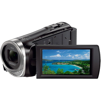 Sony HDR Full HD Handycam Camcorder with 8GB Internal Memory