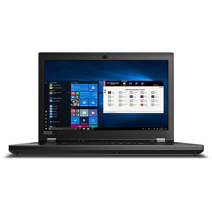 "Lenovo 15.6"" | Core i9 | 64GB | 1TB SSD Workstation"