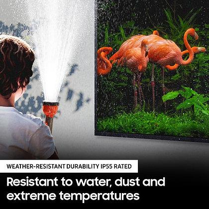 "Samsung The Terrace 65"" Class HDR 4K UHD Smart Outdoor QLED TV"