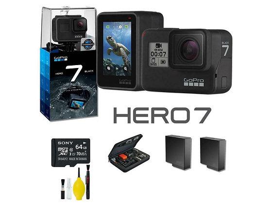 GoPro HERO7 Black Bundle B