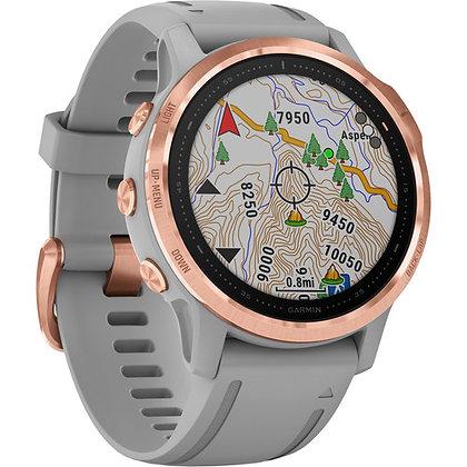 Garmin fenix 6S Sapphire Multisport GPS Smartwatch 42mm