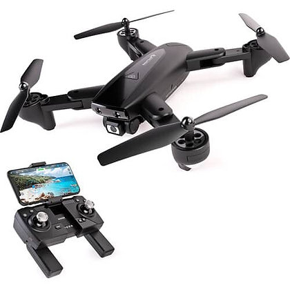 Snaptain Foldable 1080p GPS Drone