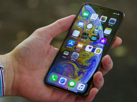 El equivalente de Apple iPhone XS Max de 2020 tiene una pantalla aún más grande