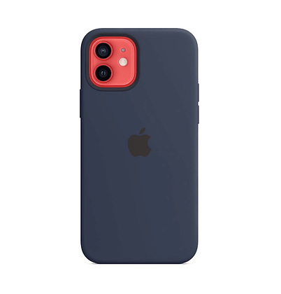 iPhone 12 | 12 Pro Silicone Case with MagSafe