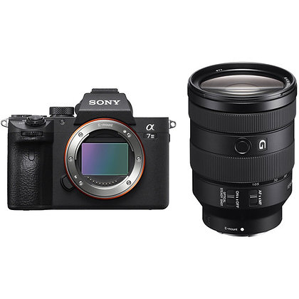 Sony Alpha a7 III Mirrorless with 24-105mm Lens Kit