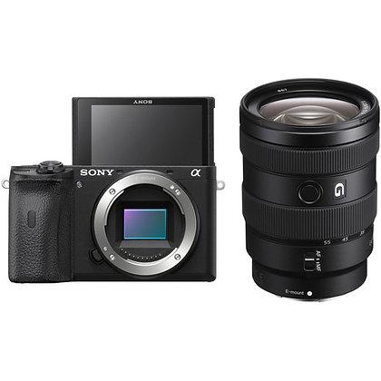 Sony Alpha a6600 Mirrorless Digital Camera with 16-55mm f/2.8 Lens