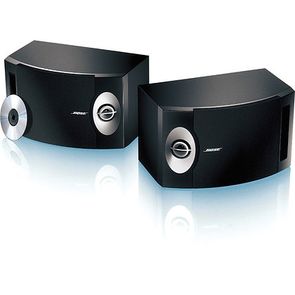 Bose 201 Series V Direct/Reflecting Speaker System (Black, Pair)