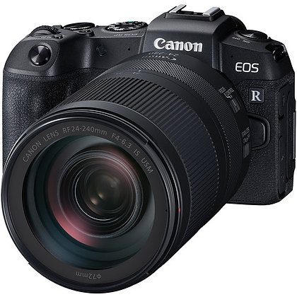 Canon EOS RP Mirrorless Digital Camera with 24-240mm Lens