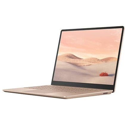 """Microsoft 12.4""""   Core i5   8GB   128GB SSD Multi-Touch Laptop Go (Sandstone)"""