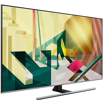 "Samsung 55"" Class HDR 4K UHD Smart Multinorma QLED TV"