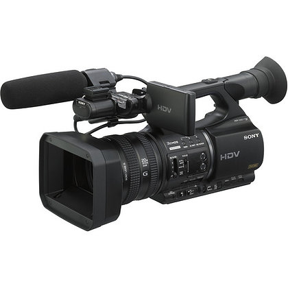 Sony Serie HVR-Z Professional HDV Camcorder