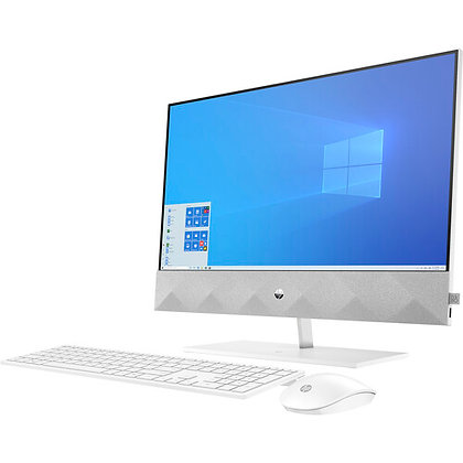 """HP 27"""" Multi-Touch All-in-One Desktop Computer"""