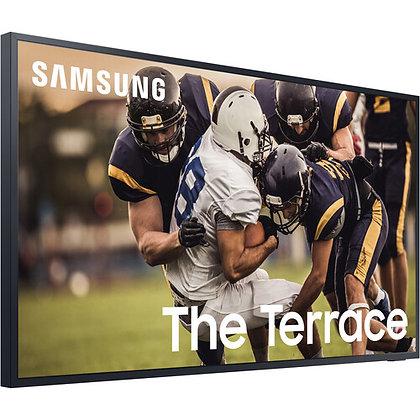 "Samsung The Terrace 75"" Class HDR 4K UHD Smart Outdoor QLED TV"