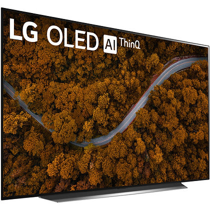 """LG 55"""" Class HDR 4K UHD Smart OLED TV"""