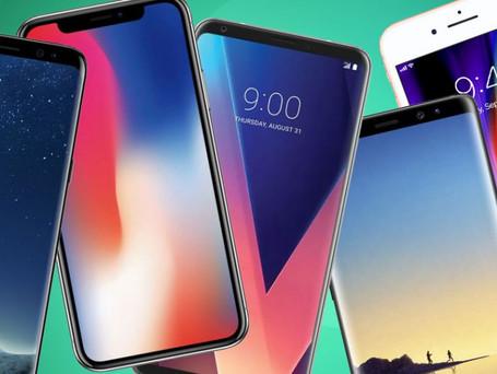 Los 10 mejores teléfonos inteligentes de Mediados de 2019