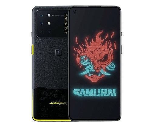 OnePlus 8T 5G Cyberpunk 2077 Edition (Desbloqueado de Fábrica)