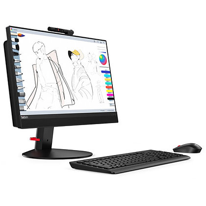 """Lenovo 21.5"""" ThinkCentre Multi-Touch All-in-One Desktop Computer"""
