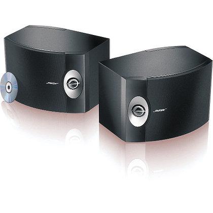 Bose 301 Series V Direct/Reflecting Speaker System (Black, Pair)