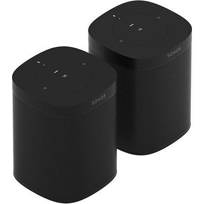 Sonos One (Two Room Set)