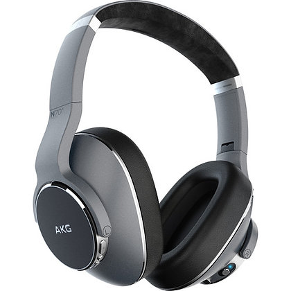 AKG Adaptive Noise Cancelling Over-Ear Wireless Headphones