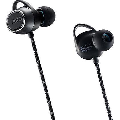 AKG Wireless In-Ear Headphones Black