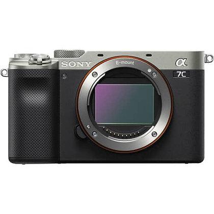 Sony Alpha a7C Mirrorless Digital Camera (Body Only)