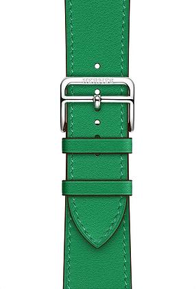 Hermès Swift Leather Single Tour (Caja de 44mm)