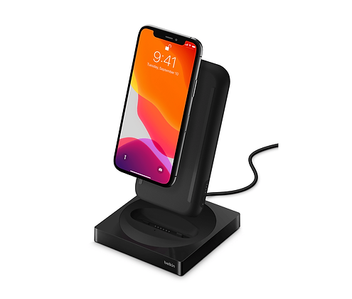 Boost Charge Portable Wireless Battery + Stand Special Edition (10,000 mAH)