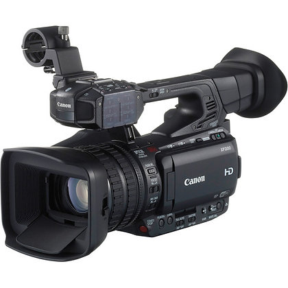 Canon Serie XF HD Camcorder (PAL)