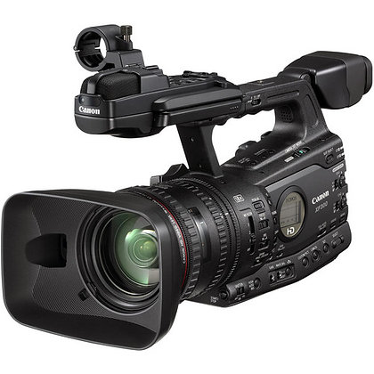 Canon XF Professional Camcorder (PAL)
