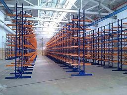 Console shelves