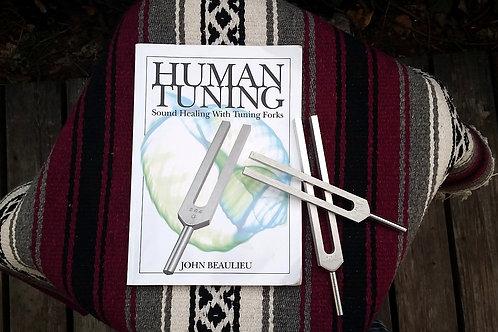 Beginner's Set: Book plus C&G Tuning Forks