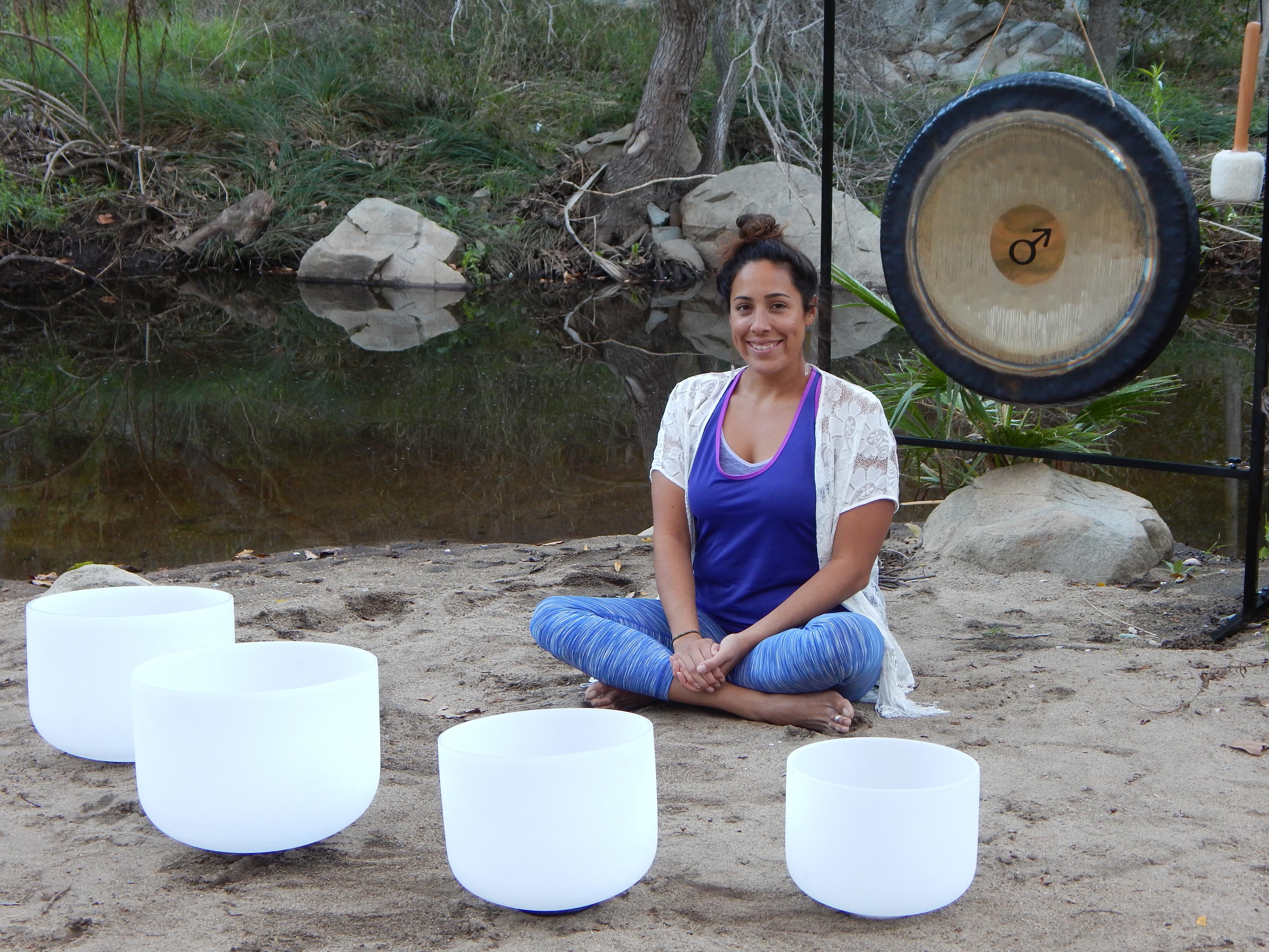 Sound Bath Tribe with Jazmine