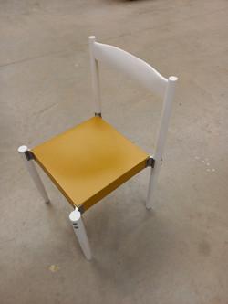 repasovaná židle