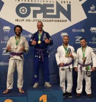 IBJJF BOSTON SPRING INTERNATIONAL OPEN
