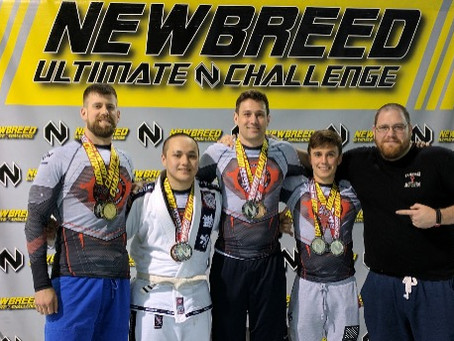 NEWBREED ULTIMATE CHALLENGE - RICHMOND
