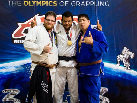 ADCC - 5 Medals for IronHide Academy